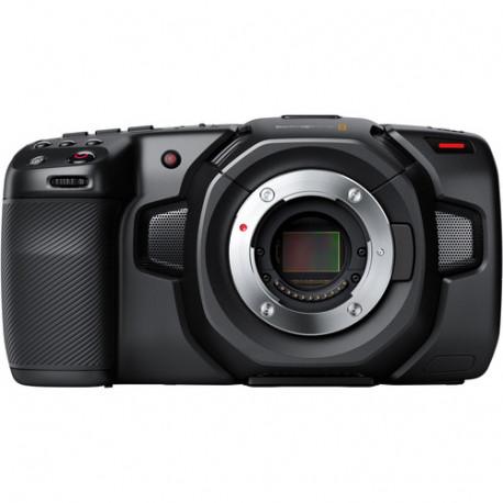 камера Blackmagic Pocket Cinema Camera 4K + SSD диск Lexar SL-100 Pro Портативен SSD 500GB