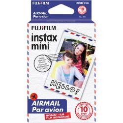 Fujifilm Instax Mini Airmail Instant Film 10 pcs.