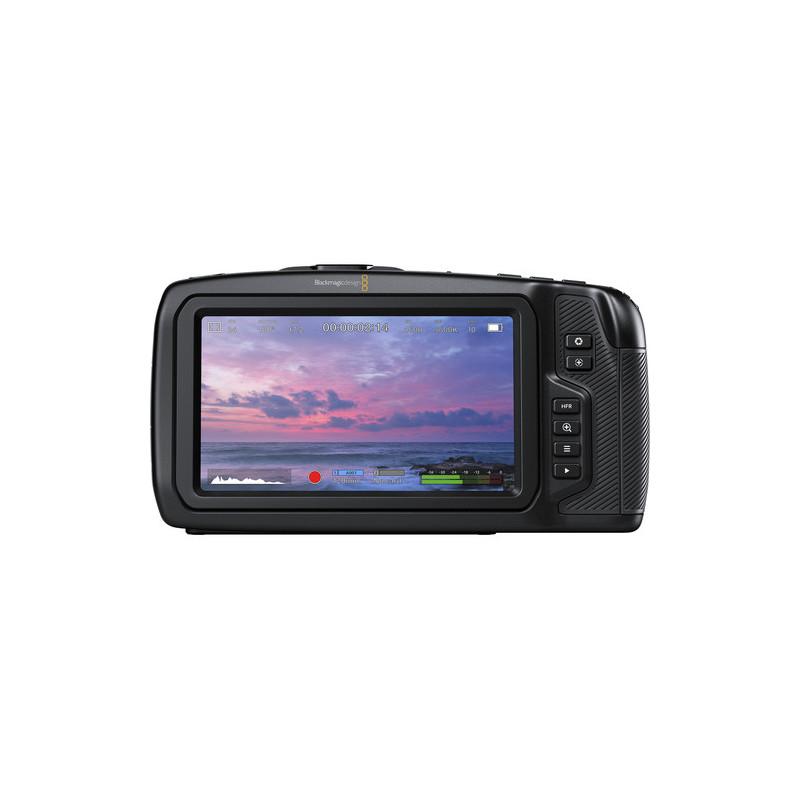 Кино камера Blackmagic Pocket Cinema Camera 4k ФотоСинтезис