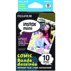 Fujifilm Instax Mini Comic Instant Film 10 pcs.