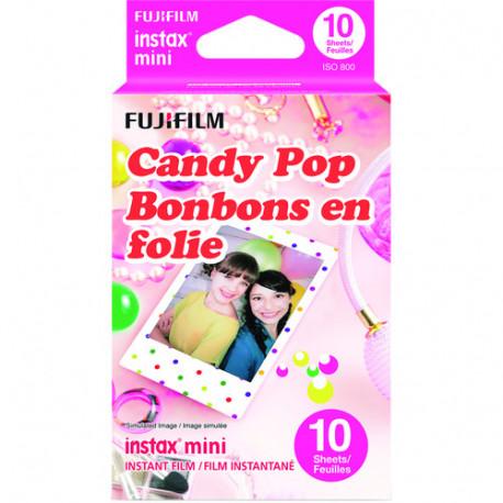Fujifilm Instax Mini Candypop Instant Film 10 pcs.