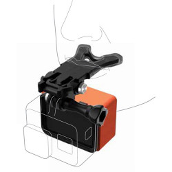 Accessory GoPro Bite Mount+Floaty ASLBM-001