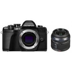 Camera Olympus E-M10 III + Lens Olympus MFT 14-42mm f/3.5-5.6 II R MSC black