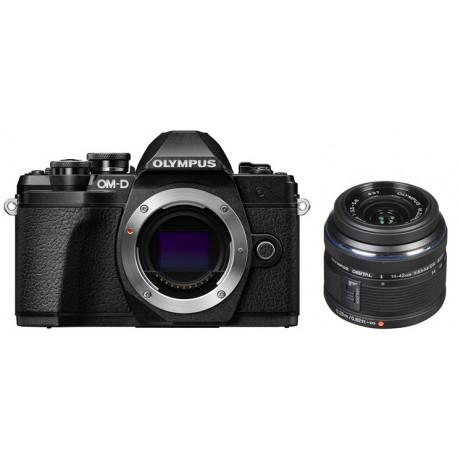 Olympus E-M10 III + Lens Olympus MFT 14-42mm f/3.5-5.6 II R MSC black + Lens Olympus MFT 40-150mm f/4-5.6 R MSC black