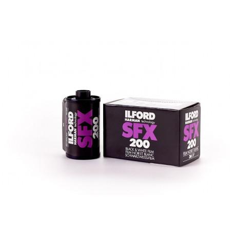 Ilford SFX 200/135-36