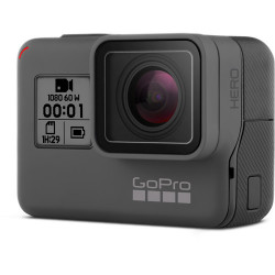 GOPRO HERO + LEXAR HIGH-PERFORMANCE MICRO SDHC 32GB 95MB/S + ADAPTER