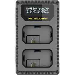 Nitecore USN1 USB Charger - Sony NP-FW50