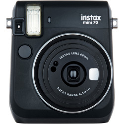 фотоапарат Fujifilm instax mini 70 (черен)