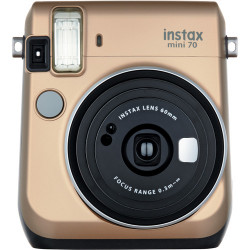 фотоапарат Fujifilm instax mini 70 (златен)