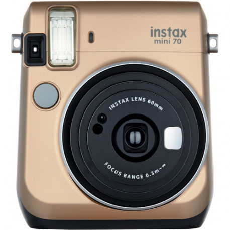 Fujifilm instax mini 70 (златен)
