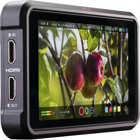 Video Device Atomos Ninja V + Solid State Drive Angelbird AtomX SSDmini 500GB
