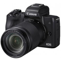Camera Canon EOS M50 + Lens Canon EF-M 18-150mm f / 3.5-6.3 IS STM + Memory card Lexar Professional SD 64GB XC 633X 95MB / S