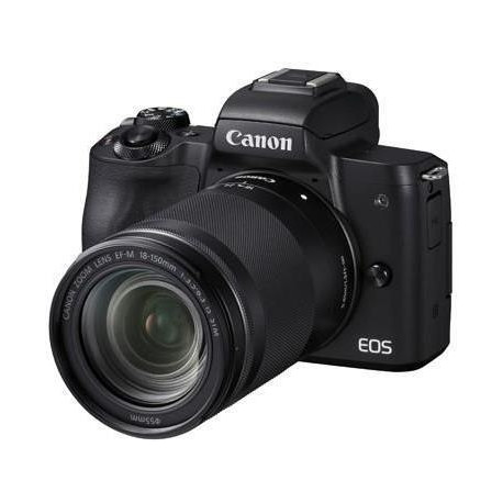Canon EOS M50 + Lens Canon EF-M 18-150mm f / 3.5-6.3 IS STM + Memory card Lexar Professional SD 64GB XC 633X 95MB / S