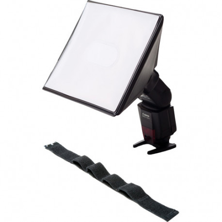 LumiQuest LQ-119S Softbox III With Ultrastrap