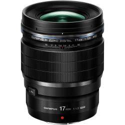 Lens Olympus M.Zuiko Digital ED 17mm f / 1.2 PRO + Lens Olympus M.Zuiko Digital ED 45mm f / 1.2 PRO