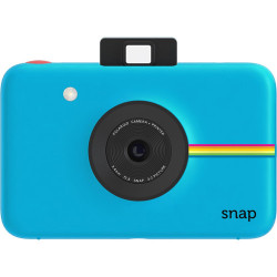 Instant Camera Polaroid Snap Blue