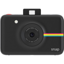 Instant Camera Polaroid Snap Black