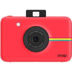 Instant Camera Polaroid Snap Red (red)