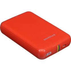 Zip мобилен принтер (червен)