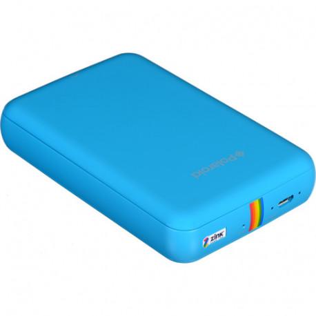 Polaroid Zip мобилен принтер (син)