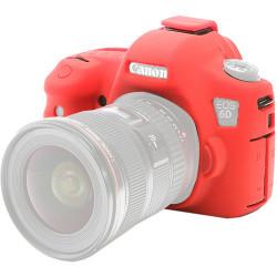 EasyCover ECC6D2R - за Canon 6D Mark II (червен)
