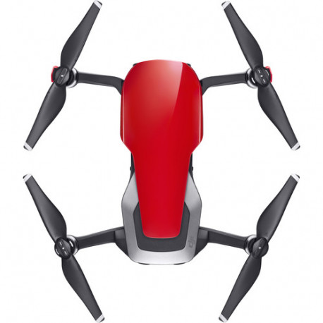 дрон DJI Mavic Air Fly More Combo (червен) + филтър PolarPro Cinema Series Комплект филтри за DJI Mavic Air (6 бр.)