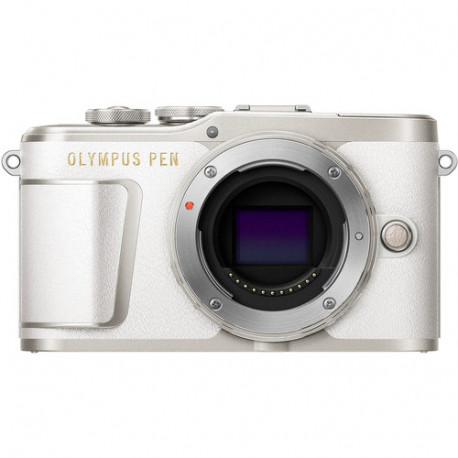 Olympus PEN E-PL9 (бял)