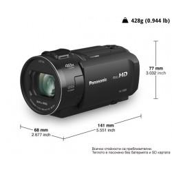 камера Panasonic HC-V800