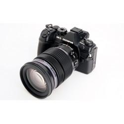 фотоапарат Olympus E-M1 Mark II + обектив Olympus M.Zuiko Digital ED 12-100mm f/4 IS PRO + обектив Olympus MFT 45mm f/1.8 MSC