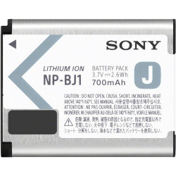 Sony NP-BJ1 Li-Ion Battery Pack