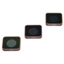 Filter PolarPro 3-Pack Filters Cinema Series Shutter Collection Set of GoPro Hero6 / Hero5 Black filters