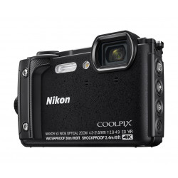 Camera Nikon Coolpix W300 (Black) + GIFT Nikon Waterproof Backpack