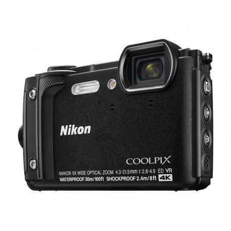 Nikon Coolpix W300 (Black) + GIFT Nikon Waterproof Backpack