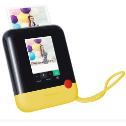 фотоапарат Polaroid Pop (жълт)