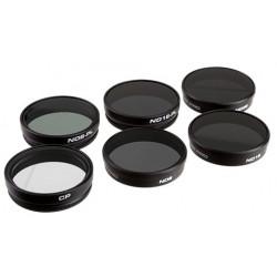 филтър PolarPro 6-Pack Filters for DJI Phantom 4, Phantom 3 Pro/Adv/4K