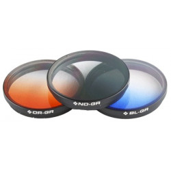 Filter PolarPro 3-Pack Graduated Filter Kit for DJI Inspire1 / Osmo