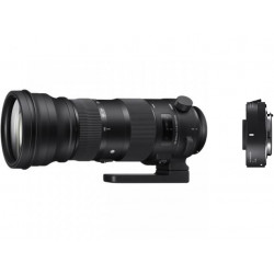 SIGMA 150-600MM F/5-6.3 DG OS HSM | C - NIKON + TC-1401 KIT