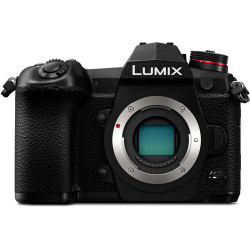 Camera Panasonic Lumix G9 + Battery Panasonic Lumix DMW-BLF19E Battery Pack