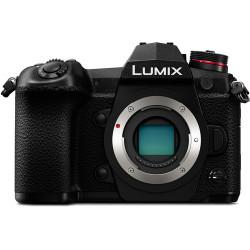 фотоапарат Panasonic Lumix G9 + грип за батерии Panasonic DMW-BGG9E Battery Grip