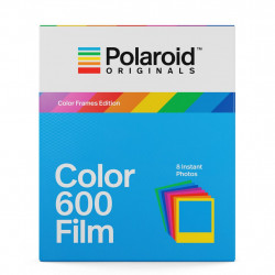 Polaroid Originals 600 colored with colored frames
