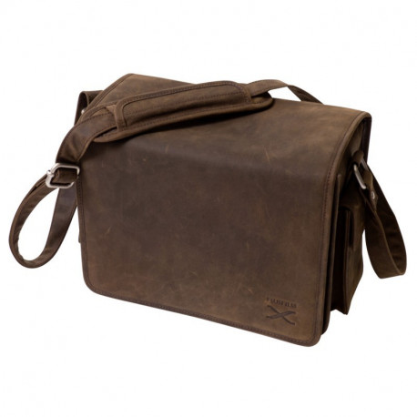 Fujifilm LC-X Leather Camera Bag