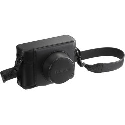 Case Fujifilm LC-X100F Leather Case (Black)