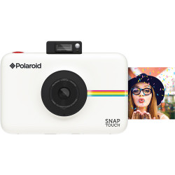 фотоапарат Polaroid Snap Touch (бял)