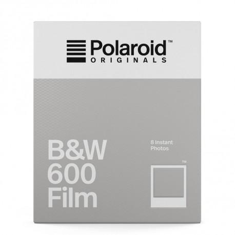 Polaroid Originals 600 черно-бял