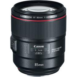 обектив Canon EF 85mm f/1.4L IS USM
