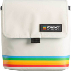 чанта Polaroid Originals Box Camera Bag (бял)