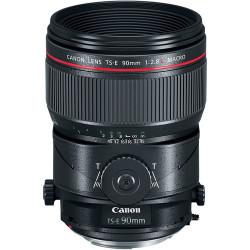 Lens Canon TS-E 90mm f/2.8L Macro Tilt-Shift