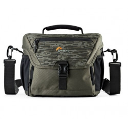 чанта Lowepro Nova 180 AW II Mica Pixel Camo
