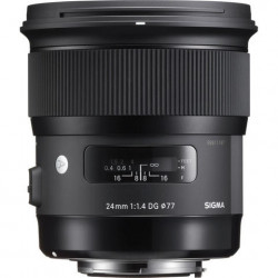 Sigma 24mm f / 1.4 DG HSM Art for Sony E-Mount