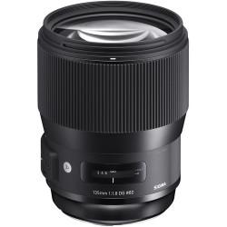 обектив Sigma 135mm f/1.8 DG HSM Art за Sony E